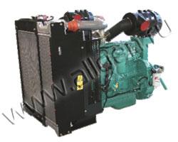 Дизельный двигатель Cummins China QSB7G5 мощностью 197 кВт