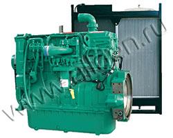 Дизельный двигатель Cummins China QSK19G2 мощностью 580 кВт