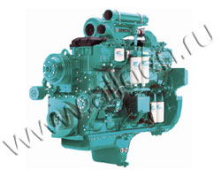 Дизельный двигатель Cummins China QSK23G3 мощностью 745 кВт