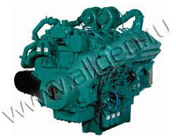 Дизельный двигатель Cummins China QSK38G5 мощностью 1186 кВт