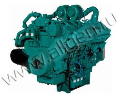 Дизельный двигатель Cummins China QSM11G2 мощностью 321 кВт