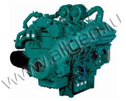 Дизельный двигатель Cummins China QSZ13G2 мощностью 450 кВт