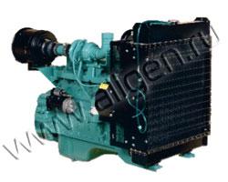 Дизельный двигатель Cummins 6BTA5.9G5 мощностью 102 кВт