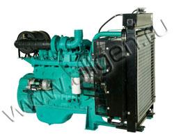Дизельный двигатель Cummins 6BTA5.9G6 мощностью 105 кВт