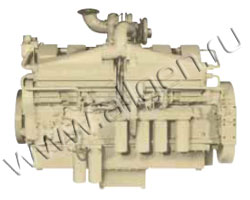 Дизельный двигатель Cummins KTA38G2 мощностью 731 кВт