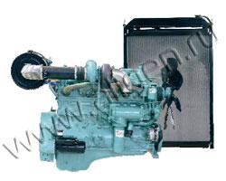 Дизельный двигатель Cummins NTA855G1A мощностью 291 кВт