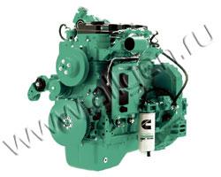 Дизельный двигатель Cummins QSB5G3 мощностью 86 кВт