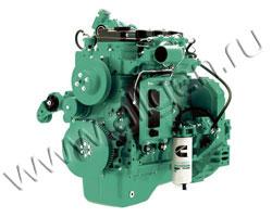 Дизельный двигатель Cummins QSB5G4 мощностью 95 кВт