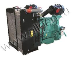 Дизельный двигатель Cummins QSB7G3 мощностью 174 кВт