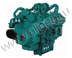 Дизельный двигатель Cummins QSK38G3 мощностью 1186 кВт