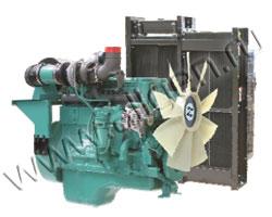Дизельный двигатель Cummins QSL9G2 мощностью 239 кВт