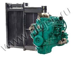 Дизельный двигатель Cummins QSL9G4 мощностью 265 кВт