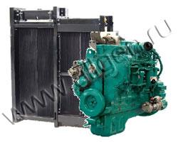 Дизельный двигатель Cummins QSL9G7 мощностью 286 кВт