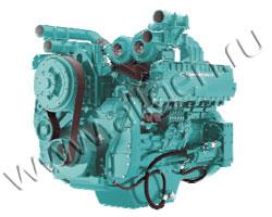 Дизельный двигатель Cummins QST30G1 мощностью 682 кВт