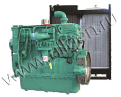 Дизельный двигатель Cummins QSX15G4 мощностью 407 кВт