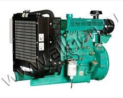 Дизельный двигатель Cummins X3.3G1 мощностью 36 кВт
