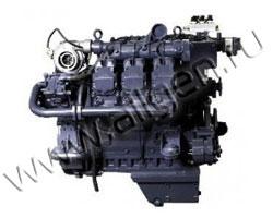 Дизельный двигатель Deutz China BF6M1015 мощностью 231 кВт