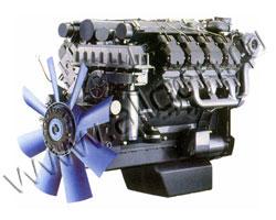 Дизельный двигатель Deutz China BF8M1015CG1A мощностью 418 кВт