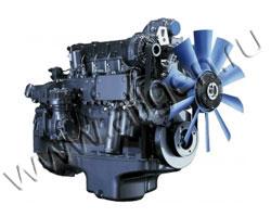 Дизельный двигатель Deutz BF4M2012 мощностью 57 кВт