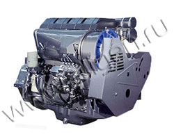 Дизельный двигатель Deutz F6L914 мощностью 69 кВт