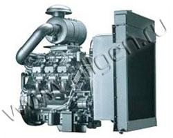 Дизельный двигатель Deutz BF6M1015CD-G мощностью 392 кВт