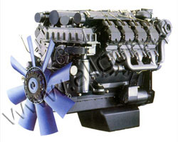 Дизельный двигатель Deutz BF8M1015CP-G4 мощностью 563 кВт
