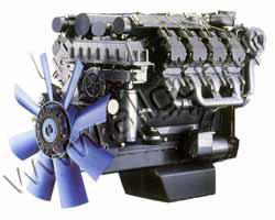 Дизельный двигатель Deutz BF8M1015CP-G5 мощностью 584 кВт