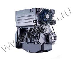 Дизельный двигатель Deutz F2L2011 мощностью 13 кВт