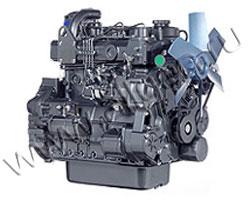 Дизельный двигатель Deutz TD2009L04 мощностью 31 кВт