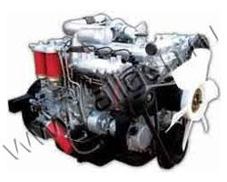 Дизельный двигатель Diamond 10 ZLD мощностью 220 кВт