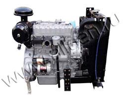 Дизельный двигатель Diamond N485D мощностью 19 кВт