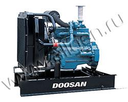 Дизельный двигатель Doosan DE08TIS мощностью 147 кВт