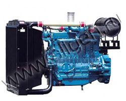 Дизельный двигатель Doosan DB58TI мощностью 112 кВт