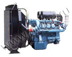 Дизельный двигатель Doosan P158LE-2 мощностью 321 кВт