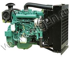 Дизельный двигатель FAW 4DX21-45D мощностью 36 кВт