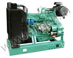 Дизельный двигатель FAW CA6DF2D-15D мощностью 105 кВт