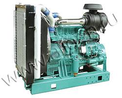 Дизельный двигатель FAW CA6DL1-24D мощностью 194 кВт