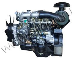 Дизельный двигатель Foton 4JB1 мощностью 26 кВт