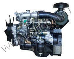 Дизельный двигатель Foton 4JB1T мощностью 31 кВт