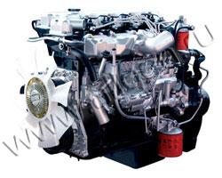 Дизельный двигатель Himoinsa HMA4A мощностью 38 кВт