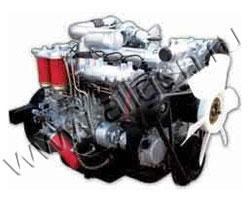 Дизельный двигатель Himoinsa HMA6TAG мощностью 96 кВт