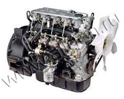 Дизельный двигатель Isuzu 3CB1 мощностью 13 кВт