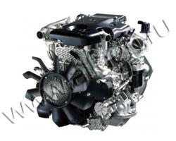 Дизельный двигатель Isuzu 4JG1T мощностью 37 кВт