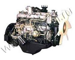 Дизельный двигатель Isuzu  6BG1T мощностью 82 кВт