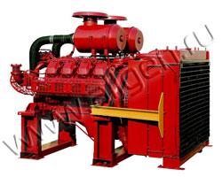 Дизельный двигатель Iveco 8281SRi27 мощностью 430 кВт