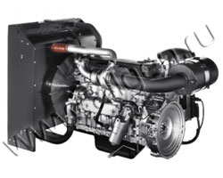 Дизельный двигатель Iveco C78 TE2A мощностью 236 кВт