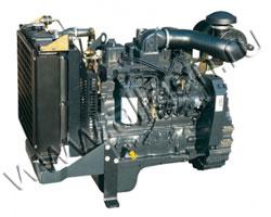 Дизельный двигатель Iveco N45 AM1A мощностью 45 кВт