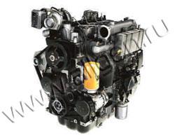 Дизельный двигатель JCB G-TC2 мощностью 74 кВт
