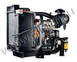 Дизельный двигатель JCB G-TCAE мощностью 125 кВт
