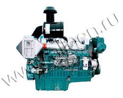 Дизельный двигатель Jichai 4190ZLD мощностью 385 кВт